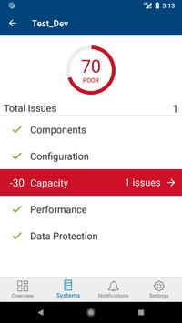 Dell EMC CloudIQ screenshot 3