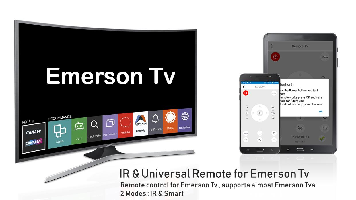 Universal Remote For Emerson Tv For Android Apk Download
