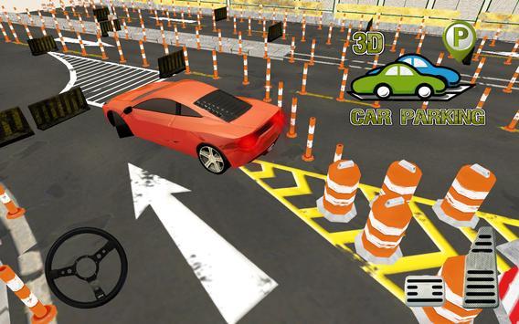Advance car parking: Car driving school 2019 screenshot 2