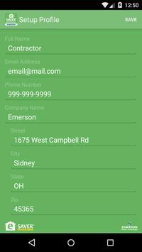 Emerson e-Saver™ Residential screenshot 4