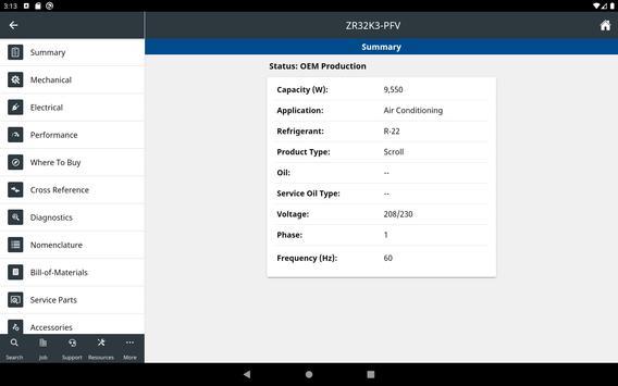 Copeland™ Mobile Screenshot 9