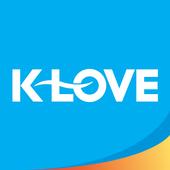 K-LOVE أيقونة