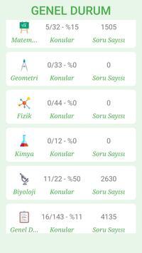 AYT ( YKS 2.Oturum ) Konu Takibi ve Sayaç screenshot 4