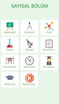 AYT ( YKS 2.Oturum ) Konu Takibi ve Sayaç screenshot 5