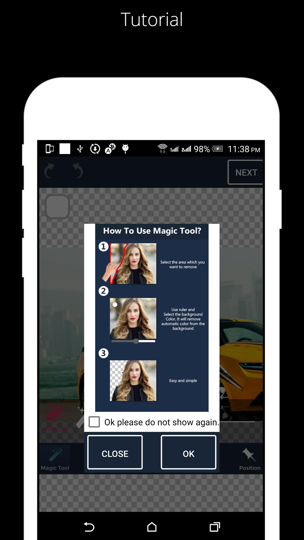 Magic Eraser App – Remove Background for Android - APK Download