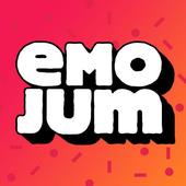 EMOJUM—Sticker Keyboard & Stories App icon