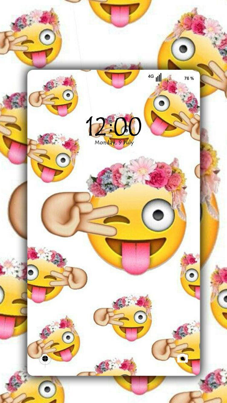 Emojy Wallpapers Cool Emoji Faces Wallpapers For Android Apk Download