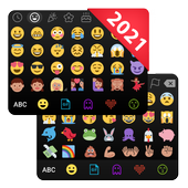 ❤️Emoji клавиатура - милые смайлики, GIF, стикеры иконка