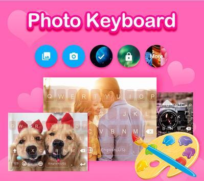 ❤️Teclado Emoji - Emoticons, GIF e Adesivos Fofos imagem de tela 4