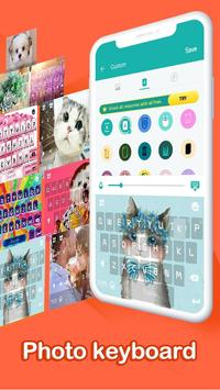 ❤️Emoji keyboard - Cute Emoticons, GIF, Stickers screenshot 5