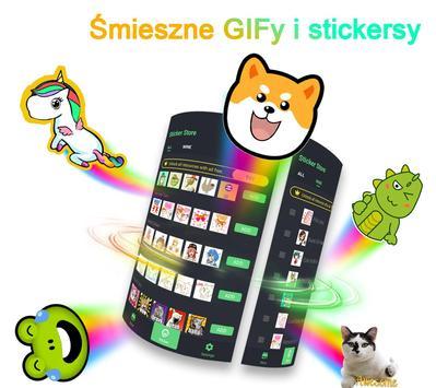 ❤️KlawiaturaEmoji– superemotikony,GIFy,stickersy screenshot 2