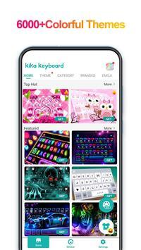 iKeyboard capture d'écran 1