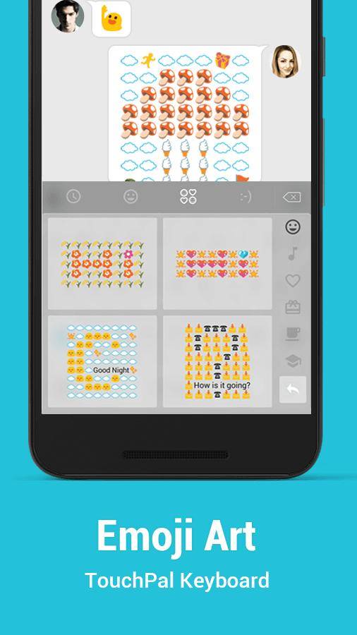 TouchPal Keyboard for HTC for Android - APK Download