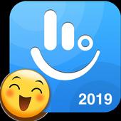 触宝输入法国际版 TouchPal Emoji Keyboard 表情符号,贴纸和主题 Emoji 图标