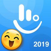 TouchPal Emoji Keyboard: AvatarMoji, 3DTheme, GIFs icon