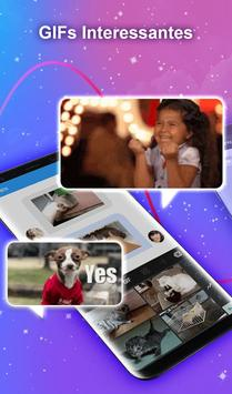 Teclado TouchPal Emoji- Emoji, adesivos& temas imagem de tela 4