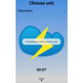 Lightning Strike Calculator icon
