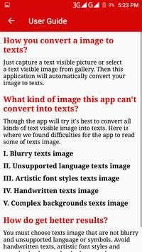 Image2Text OCR screenshot 4