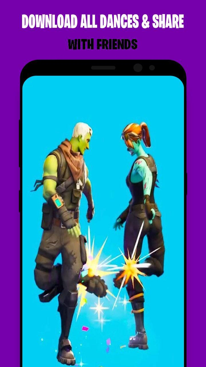 Fortnite Dances That Start With A Emotes From Fortnite Dances Skins Wallpapers For Android Apk Download