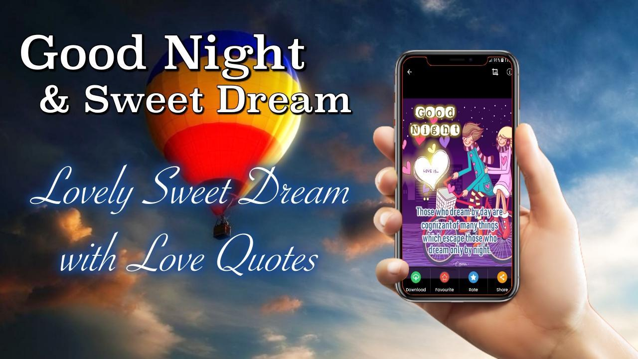 Gif Good Night & Sweet Dream Wishes Love for Android - APK