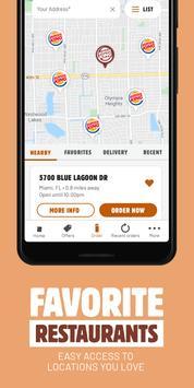 BURGER KING® App screenshot 4