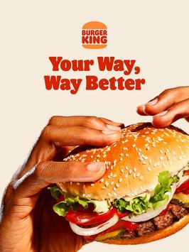 5 Schermata BURGER KING® App