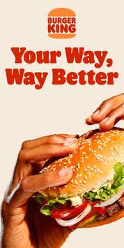 Poster BURGER KING® App