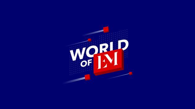 World of EM poster