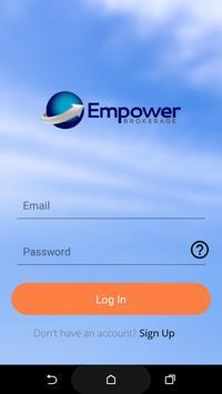 Empower Brokerage poster