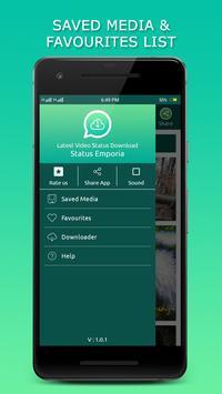 Latest Status Downloader - Status Emporia screenshot 6