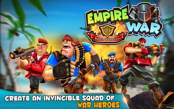 Empire At War: Battle Of Nations - Online Games screenshot 11