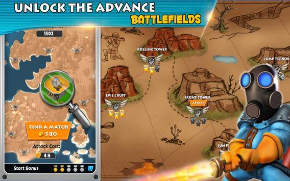 Empire At War: Battle Of Nations - Online Games screenshot 2