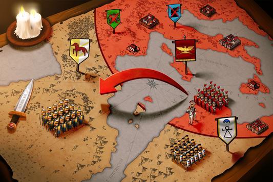 Grow Empire: Rome تصوير الشاشة 2