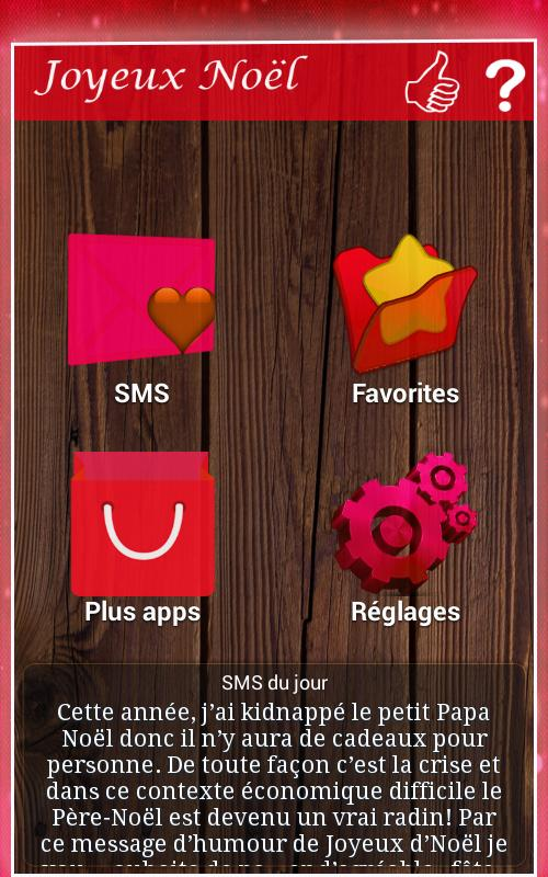 Sms Joyeux Noël 2018 For Android Apk Download