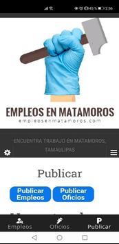Empleos en Matamoros captura de pantalla 2