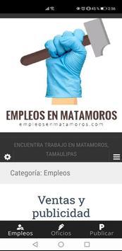 Empleos en Matamoros captura de pantalla 5