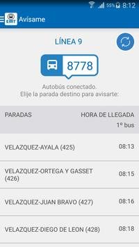 EMT Madrid screenshot 5
