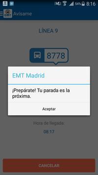 EMT Madrid screenshot 7