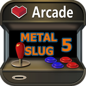 Code metal slug 5 icon