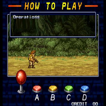 Code metal slug 5 screenshot 2