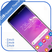 UX S10 Galaxy Theme - Emui Themes icon