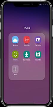 UX S10 Galaxy Theme - Emui Themes screenshot 3