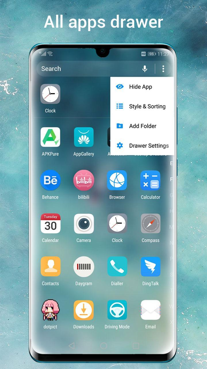 Cool EM Launcher for Android - APK Download