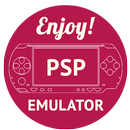 Enjoy PSP Emulator to play PSP games APK Android