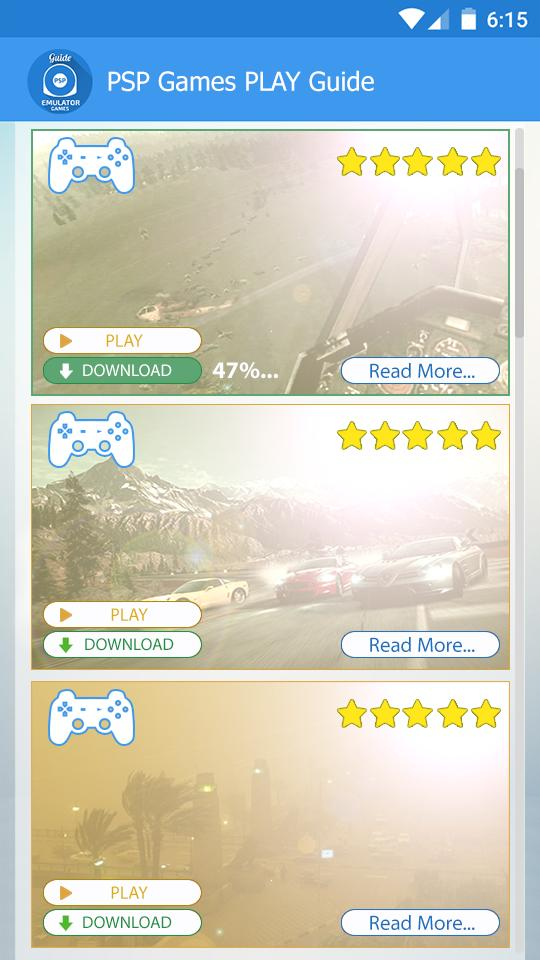 PSP Games Emulator Guide for Android - APK Download
