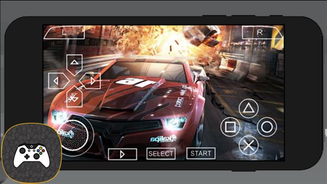 Psp Emulator Pro - emulator ppsspp Phone 2019 for Android