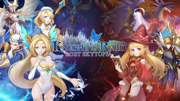 Knight's Raid: Lost Skytopia poster