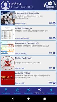 Voto Elecciones 2021 screenshot 6