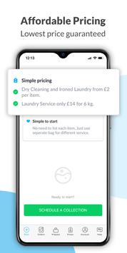 Laundryheap screenshot 4