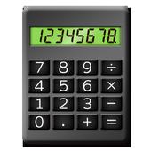 prosty kalkulator ikona